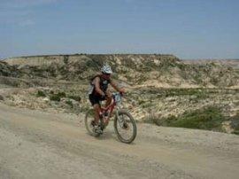 Otra de mis aficiones, de mis pasiones: la bicicleta de montaña