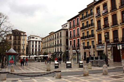 Del Plaza Nueva al Albaycín