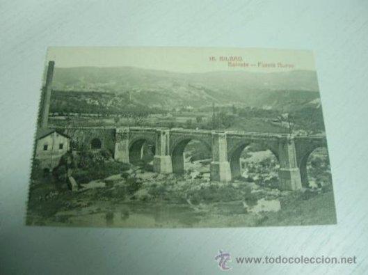 Puente Nuevo - foto antigua